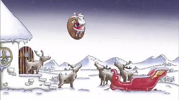 Red Bull TV Spot, 'Santa Can Fly'
