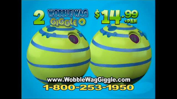 Wobble Wag Giggle Ball TV Spot, 'Hilarious Sounds' - Thumbnail 7