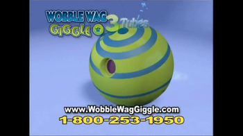 Wobble Wag Giggle Ball TV Spot, 'Hilarious Sounds' - Thumbnail 3