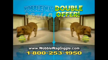 Wobble Wag Giggle Ball TV Spot, 'Hilarious Sounds' - Thumbnail 6