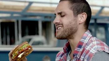 Jack in the Box Spicy Sriracha Burger TV Spot, 'Sri-Ra-Cha'