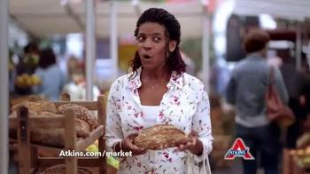 Atkins TV Spot, 'Market' Featuring Sharon Osbourne - Thumbnail 6