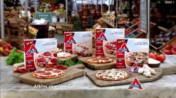 Atkins TV Spot, 'Market' Featuring Sharon Osbourne - Thumbnail 7