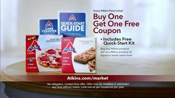 Atkins TV Spot, 'Market' Featuring Sharon Osbourne - Thumbnail 9