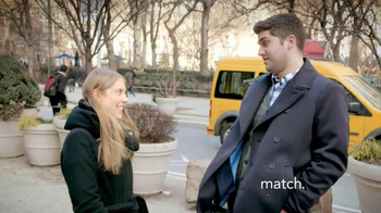 Match.com TV Spot, \'Match on the Street: Happily Ever After\'