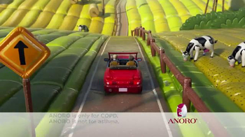 Anoro TV Spot, 'Air Filled World' - Thumbnail 5