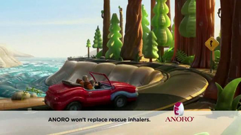 Anoro TV Spot, 'Air Filled World' - Thumbnail 6