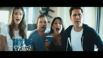Tostitos Dip-etizers TV Spot, 'Game Changer'