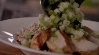 Applebee's Pub Diet TV Spot, 'New Cedar Grilled Lemon Chicken with Quinoa' - Thumbnail 4