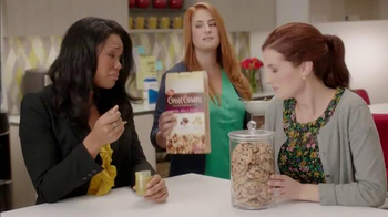 Great Grains Cereal TV Spot, 'Diet'