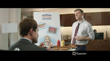 Experian TV Spot, \'The Hamburger Hot Dog\'