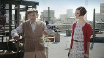Esurance TV Spot, 'Monty: Flap Happy'