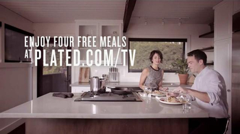 Plated TV Spot, 'Dinner Delivered to your Door