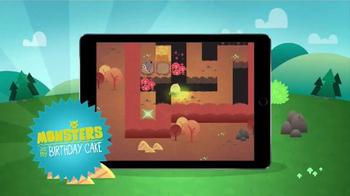 Monsters Ate My Birthday Cake App TV Spot, 'The Critics Agree'