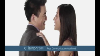 eHarmony TV Spot, \'Connect for Free\'
