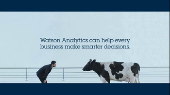 IBM Watson Analytics TV Spot, 'Make Smarter Decisions' Feat. Dominic Cooper - Thumbnail 9