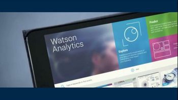 IBM Watson Analytics TV Spot, 'Make Smarter Decisions' Feat. Dominic Cooper - Thumbnail 5