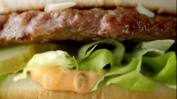 McDonald's TV Spot, 'Unapologetic Big Mac' - Thumbnail 3