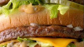 McDonald's TV Spot, 'Unapologetic Big Mac' - Thumbnail 6
