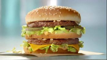 McDonald's TV Spot, 'Unapologetic Big Mac' - Thumbnail 9