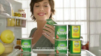Dannon Activia TV Spot, 'Start the Year Off Right'
