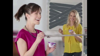 Dannon Light & Fit Greek Yogurt TV Spot, 'The Power' Song by Snap! - Thumbnail 9