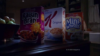 Kellogg's TV Spot, 'Tomorrow is Yours to Claim' - 9137 commercial airings
