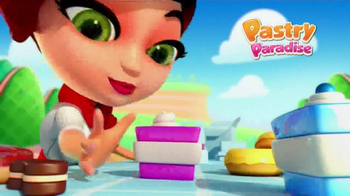 Pastry Paradise TV Spot, 'Flavor Back in the World'