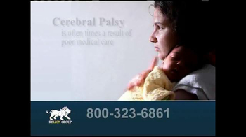 Relion Group TV Spot, 'Cerebral Palsy'