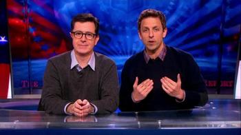 Northwestern University TV Spot, 'Fans' Feat. Stephen Colbert, Seth Meyers