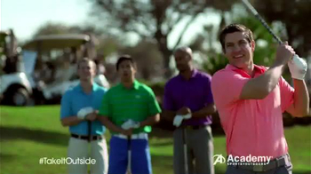 Academy Sports + Outdoors TV Spot, 'Great Outdoors'
