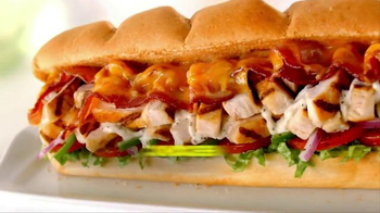 Subway Chicken and Bacon Ranch Melt TV Spot Featuring Russell Westbrook - Thumbnail 2