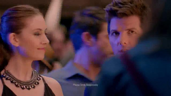 Smirnoff Vodka TV Spot, 'The Mixologist' Feat. Adam Scott and Alison Brie  - Thumbnail 2