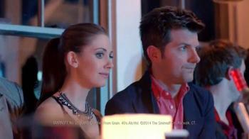 Smirnoff TV Spot, 'The VIP Room' Featuring Adam Scott and Alison Brie