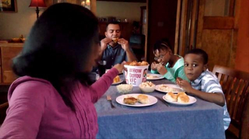 KFC 10-Piece Meal TV Spot, 'Free Cake' - Thumbnail 3