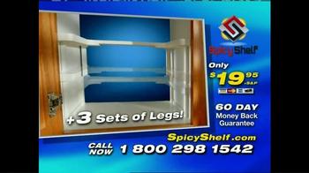 Spicy Shelf TV Spot - Thumbnail 9