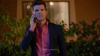 Smirnoff TV Spot, 'Getting Home' Featuring Adam Scott and Alison Brie