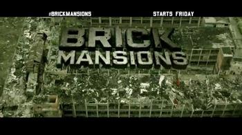 Brick Mansions Tv Movie Trailer Ispot Tv