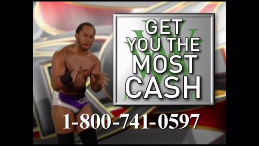 J.G. Wentworth TV Commercial, 'WWE' - iSpot.tv