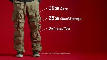 Verizon More Everything Plan TV Spot, 'Bigger Cookie' - Thumbnail 7
