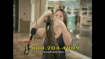 Secret Extensions TV Spot - Thumbnail 5