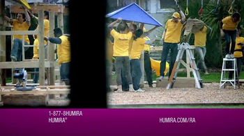HUMIRA TV Spot, 'Volunteering' - Thumbnail 8