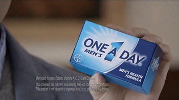 One A Day Men's TV Spot, 'Jim' - Thumbnail 9