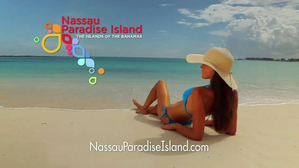 Nassau Paradise Island TV Commercial, 'Time Stands Still' - iSpot.tv