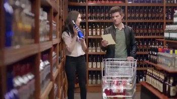Smirnoff TV Spot 'The Store' Featuring Adam Scott and Alison Brie - Thumbnail 3