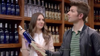 Smirnoff TV Spot 'The Store' Featuring Adam Scott and Alison Brie - Thumbnail 4