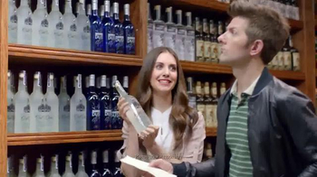 Smirnoff TV Spot 'The Store' Featuring Adam Scott and Alison Brie - Thumbnail 6