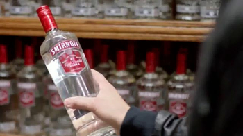 Smirnoff TV Spot 'The Store' Featuring Adam Scott and Alison Brie - Thumbnail 8
