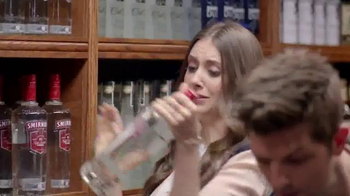 Smirnoff TV Spot 'The Store' Featuring Adam Scott and Alison Brie - Thumbnail 9
