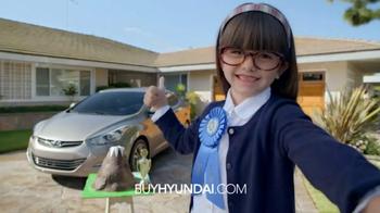 2014 Hyundai Elantra TV Spot, 'Selfie' - 13 commercial airings